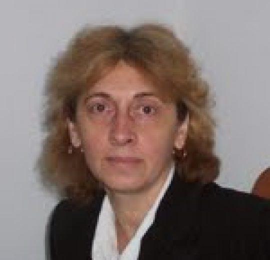 Conf. univ. dr. Elisabeta ROȘCA
