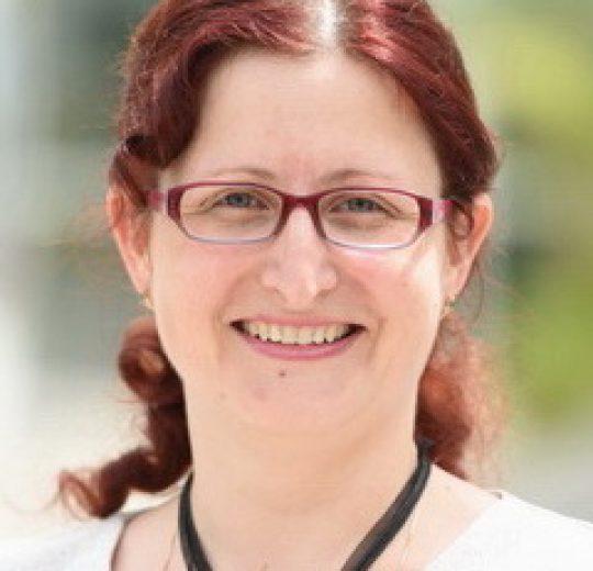 Lect. univ. dr. Lucia MOROȘAN-DĂNILĂ