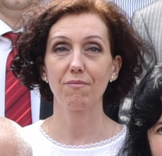 Conf. univ. dr. Rozalia-Iuliana KICSI
